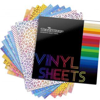 SHEETS - Adhesive Vinyl